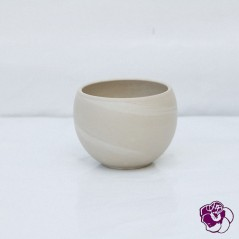 Luna Sphère Cache-Pot Granit