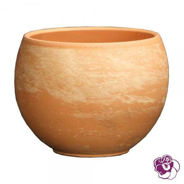 Luna Sphère Pot Terre Cuite